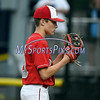 8/12/2017 Mike Orazzi | Staff<br /> New Jersey's Tai Mann (21) during the Mid-Atlantic Regional Final at the Eastern Regional Little League Tournament at Breen Field in Bristol Saturday night.