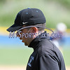 6/3/2017 Mike Orazzi | Staff<br /> St. Paul Catholic High School's Vic Rinaldi during a 7-6 loss in the Class S Quarterfinal baseball game with Housatonic Regional Saturday in Bristol.