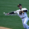 5/27/2017 Mike Orazzi | Staff<br /> New Britain Bees' Yusuke Kajimoto (8) during Saturday's game with the Southern Maryland Blue Crabs.