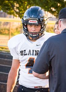 Blaine vs Nooksack
