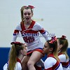 2/18/2017<br /> CCC Cheerleading Championships at Hall High School in West Hartford.
