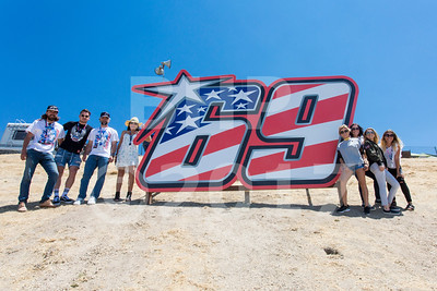 Remembering Nicky Hayden Motul FIM Superbike World Championship GEICO U.S Round at Mazda Raceway Laguna Seca