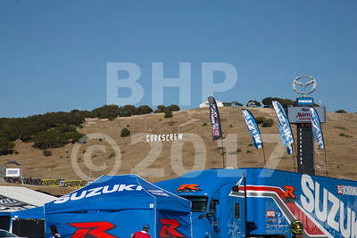Motul FIM Superbike World Championship GEICO U.S Round at Mazda Raceway Laguna Seca remembering Nicky Hayden