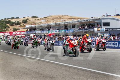Marco Melandri, ITA, Ducati Panigale R, Aruba.it Racing - Ducati, Motul FIM Superbike World Championship GEICO U.S Round