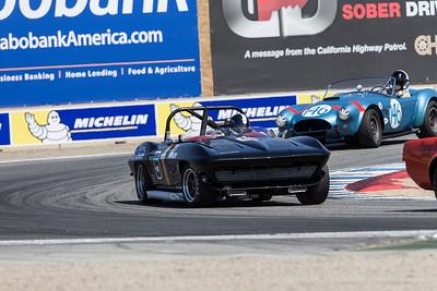 2017 Rolex Monterey Motorsports Reunion at Mazda Raceway Laguna