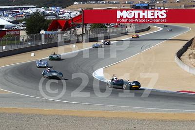 2017-Rolex Monterey Motorsports Reunion and Pre-Reunion at Mazda Raceway Laguna Seca