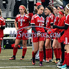 11/18/2017 Mike Orazzi | Staff<br /> Berlin after a 3-0 loss to Granby Memorial during the Class M Final at Municipal Stadium in Waterbury Saturday.