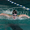 9/19/2017 Mike Orazzi | Staff<br /> Newington's Amber Rocheleau during Tuesday's swim meet with Bristol Central in Bristol.