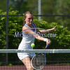 5/19/2017 Mike Orazzi | Staff<br /> Bristol Eastern's Gabi Reymont during tennis Friday at BC.