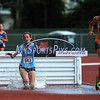 7/15/2017 Mike Orazzi | Staff<br /> Maeve Williams during the 2000 meter steeplechase during the Nutmeg Games held in Willow Brook Park in New Britain Saturday.
