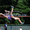 7/15/2017 Mike Orazzi | Staff<br /> Kyra Connolly during the pole vault at the Nutmeg Games held in Willow Brook Park in New Britain Saturday.