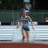 7/15/2017 Mike Orazzi | Staff<br /> Rachel Joyce in the 2000 meter steeplechase during the Nutmeg Games held in Willow Brook Park in New Britain Saturday.