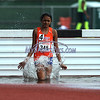 7/15/2017 Mike Orazzi | Staff<br /> Vivian Mendez in the 2000 meter steeplechase during the Nutmeg Games held in Willow Brook Park in New Britain Saturday.