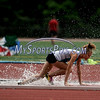 7/15/2017 Mike Orazzi | Staff<br /> Rachel Joyce during the 2000 meter steeplechase during the Nutmeg Games held in Willow Brook Park in New Britain Saturday.