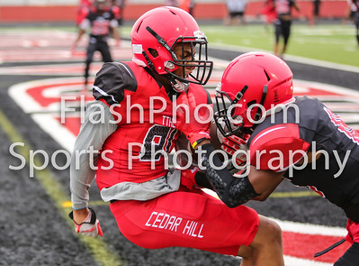 2017-05-19 Cedar Hill FB - Spring Game-13