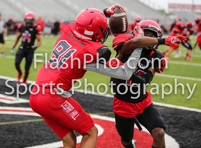 2017-05-19 Cedar Hill FB - Spring Game-11