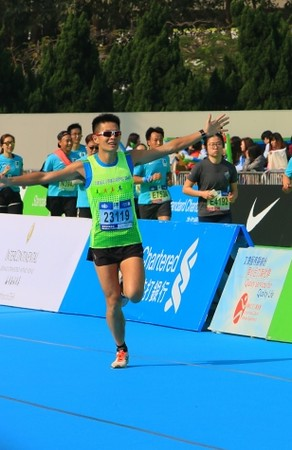20170214 Hong Kong Marathon 2017