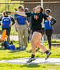 Kylie Wymer - WB6 Track Meet at Soule Bowl