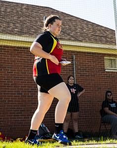 Kylie Wymer - WB6 Track Meet at Soule Bowl