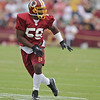 Redskins Ageless Fletcher Football