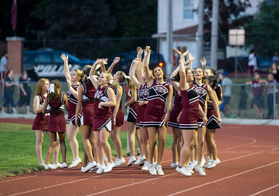 MHS Cheerleaders / Contemporaires