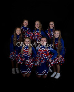 Jr High Cheer Team
