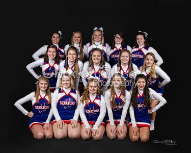 2017-18 Varsity Cheer