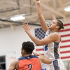 Angel Pacheco-Ortiz gets in the jumpshot