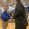 Coach Dodson receives District Coach of the Year