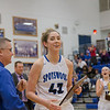 Casey Irvine receives District Player of the Year