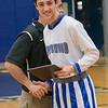 Kaleb Strawderman receives District Player of the Year