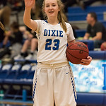 2018-02-13 Dixie HS Girls Basketball vs Desert Hill - Freshman & Sophomore Games_0014