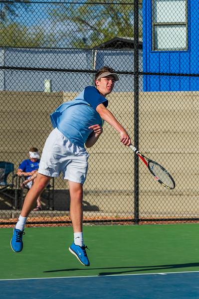 2018-04-05 Dixie HS Tennis vs Pineview_0306