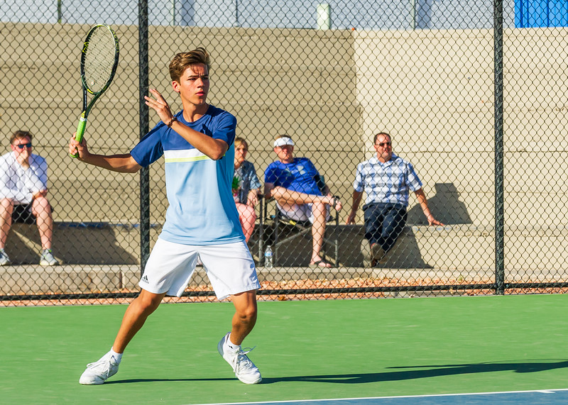 2018-04-05 Dixie HS Tennis vs Pineview_0451