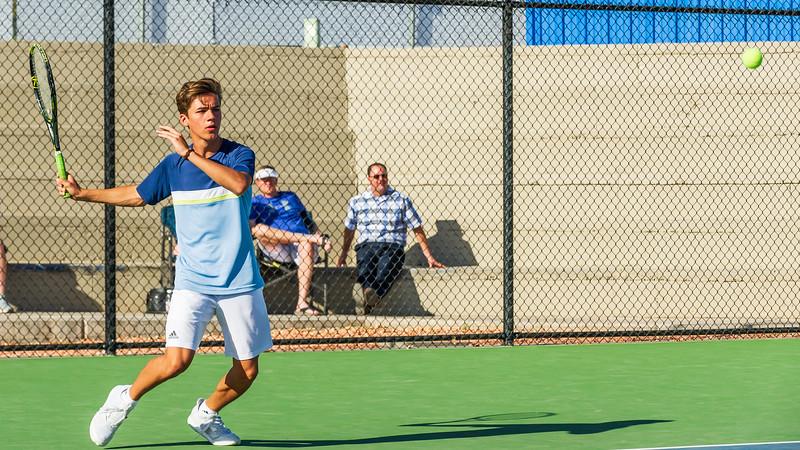 2018-04-05 Dixie HS Tennis vs Pineview_0452
