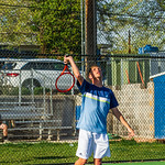 2018-04-05 Dixie HS Tennis vs Pineview_0555
