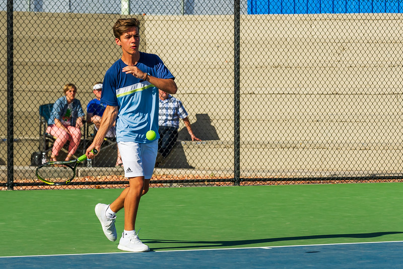 2018-04-05 Dixie HS Tennis vs Pineview_0455
