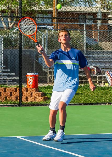 2018-04-05 Dixie HS Tennis vs Pineview_0621