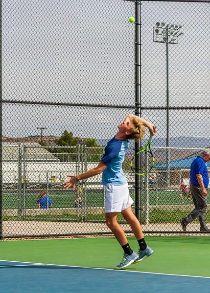 2018-04-05 Dixie HS Tennis vs Pineview_0047