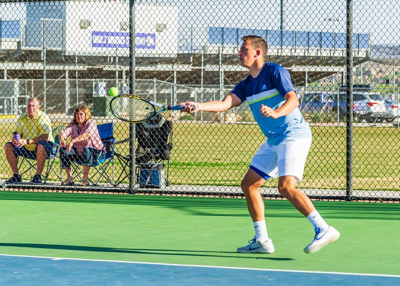 2018-04-05 Dixie HS Tennis vs Pineview_0531