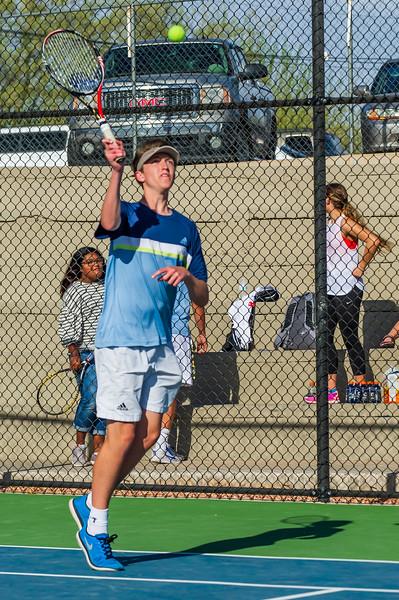 2018-04-05 Dixie HS Tennis vs Pineview_0372