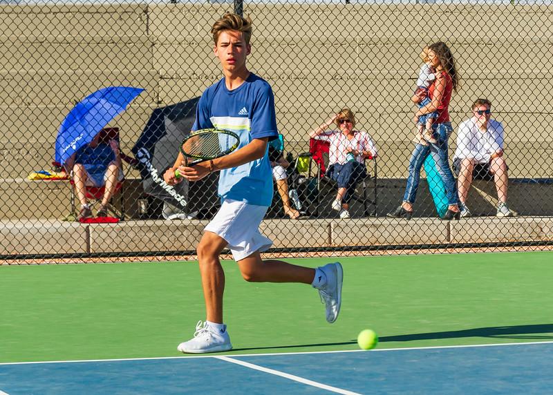 2018-04-05 Dixie HS Tennis vs Pineview_0438