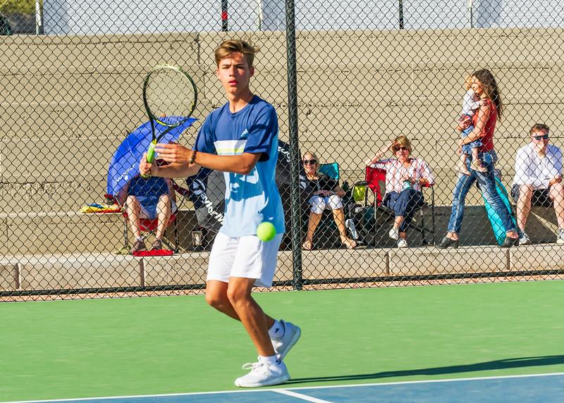 2018-04-05 Dixie HS Tennis vs Pineview_0439