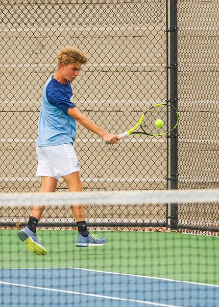 2018-04-05 Dixie HS Tennis vs Pineview_0288