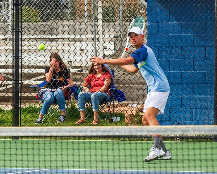 2018-04-05 Dixie HS Tennis vs Pineview_0244