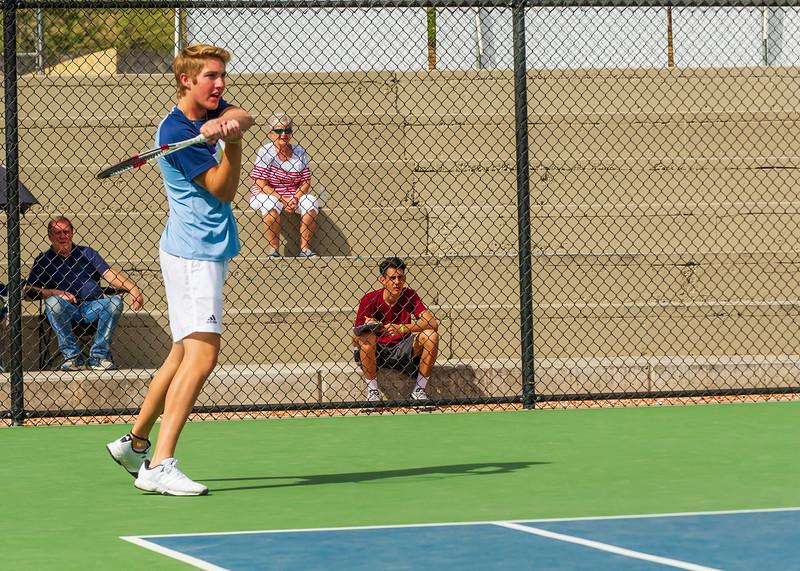 2018-04-05 Dixie HS Tennis vs Pineview_0062