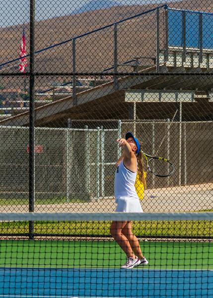 2018-08-14 Dixie HS Tennis vs Hurricane_0093