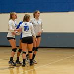 2018-09-18 Dixie HS Volleyvall vs Desert Hills_0045