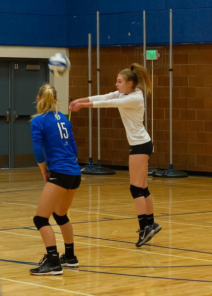 2018-09-18 Dixie HS Volleyvall vs Desert Hills_0023