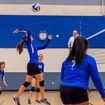 2018-09-18 Dixie HS Volleyvall vs Desert Hills_0574